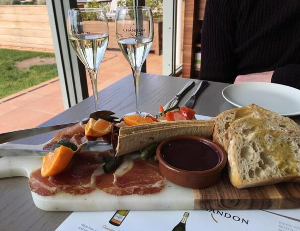 Chauffeured Cheese and Wine Tour with 2 Course Lunch