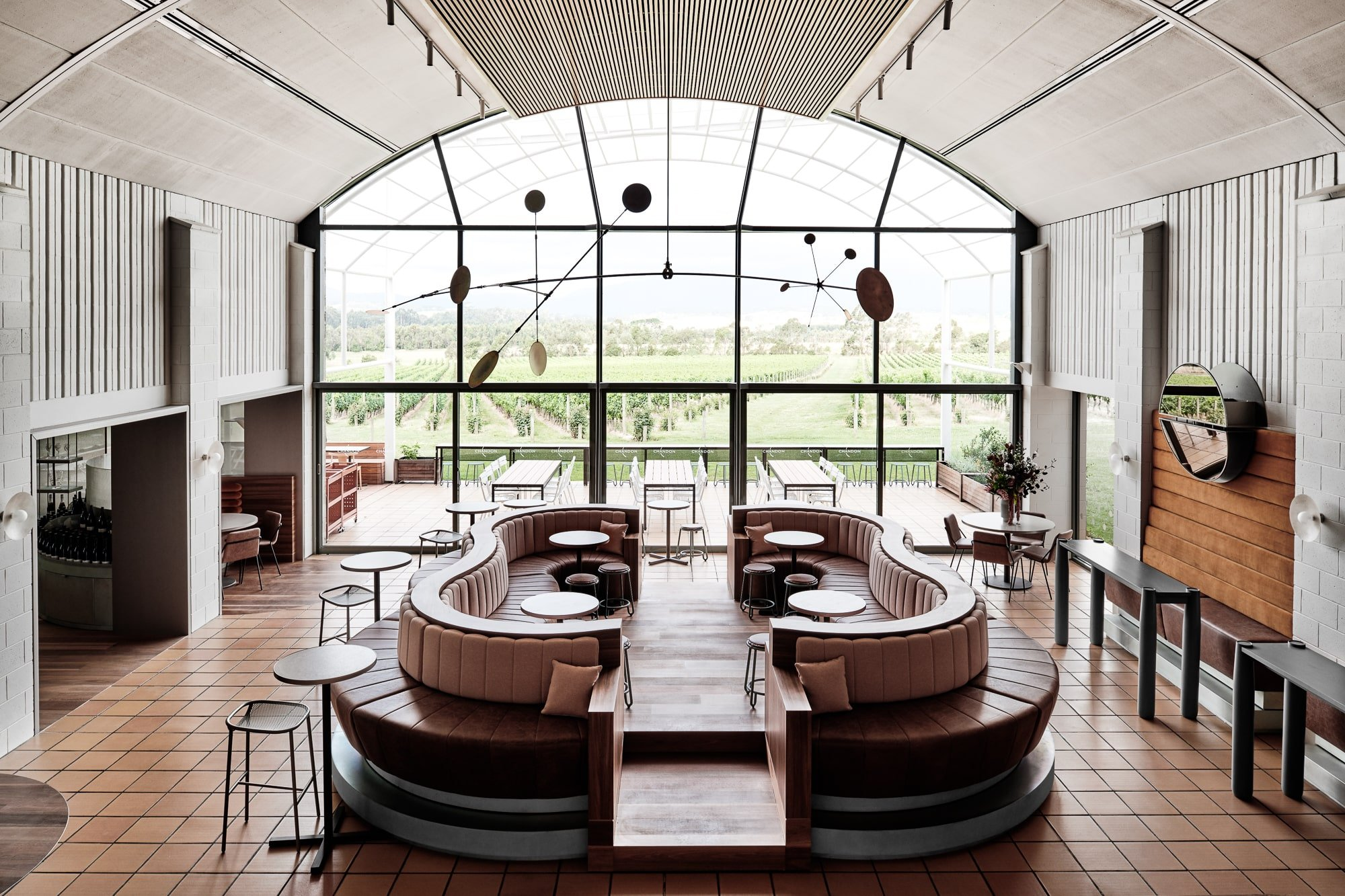 Domaine Chandon Lounge Bar Yarra Valley Valley