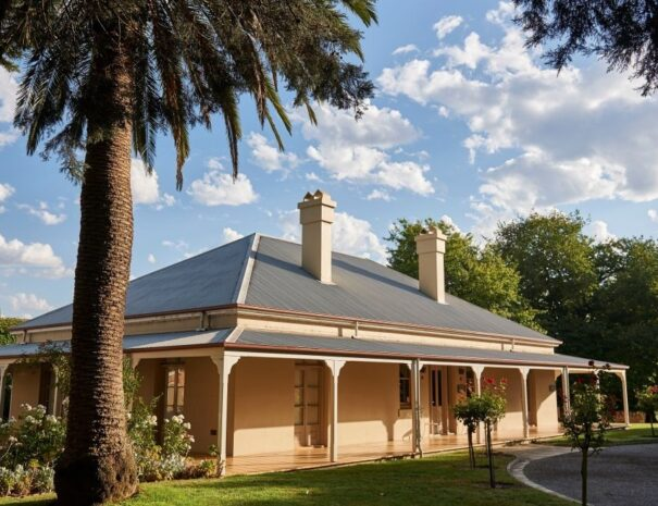 Melbourne Private Tours Domaine Chandon Homestead