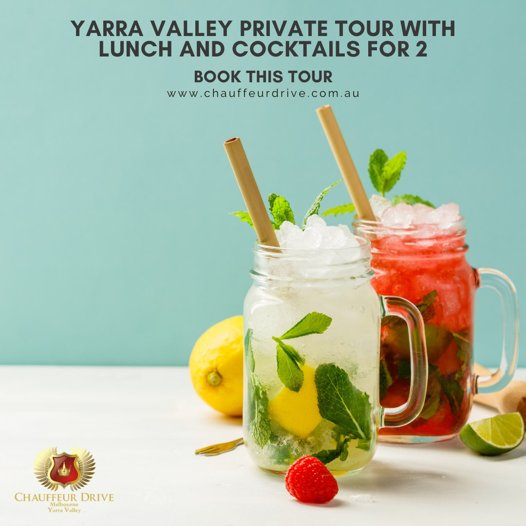 Luxury tours Yarra Valley