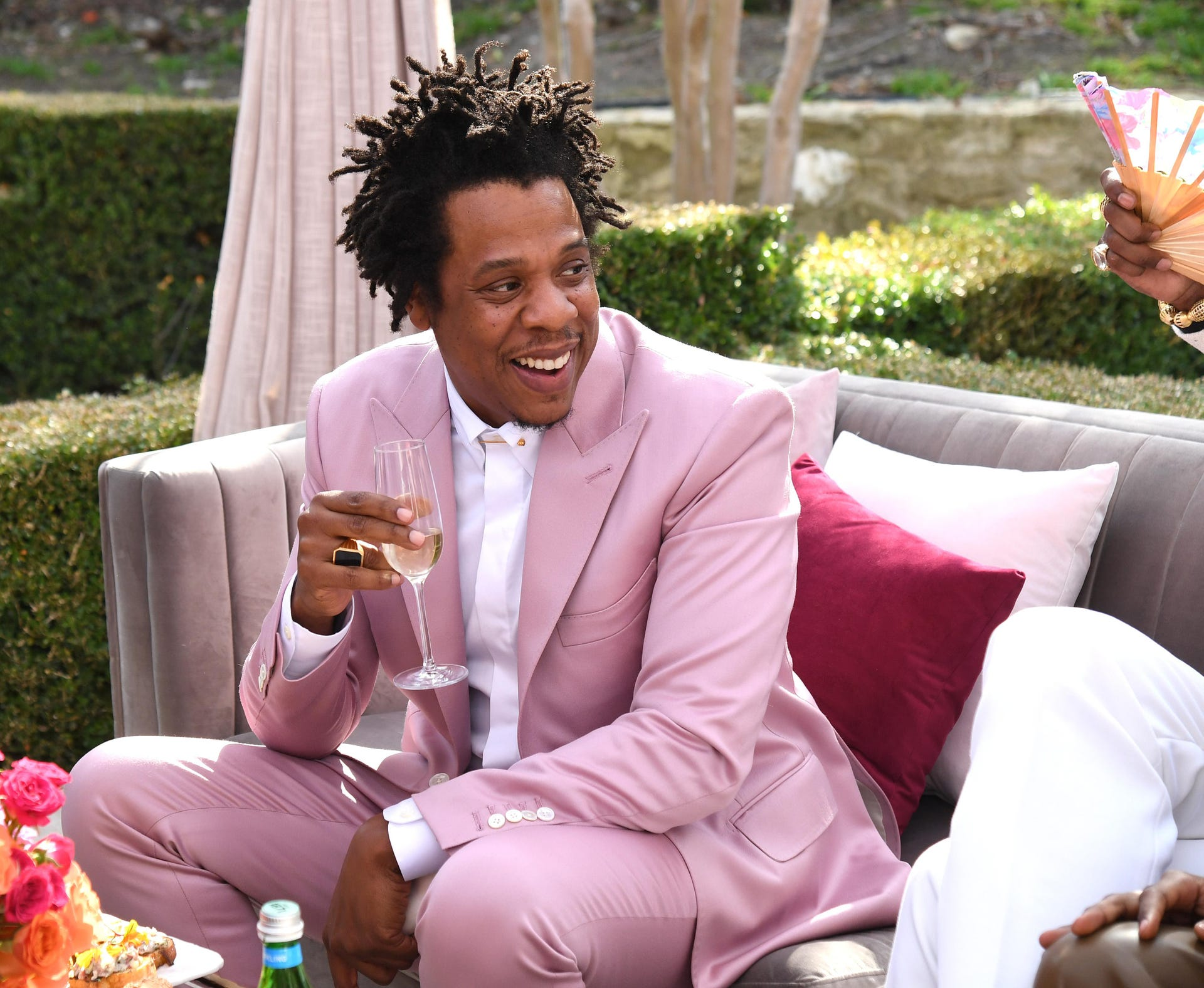 Jay-Z Impact on Champagne