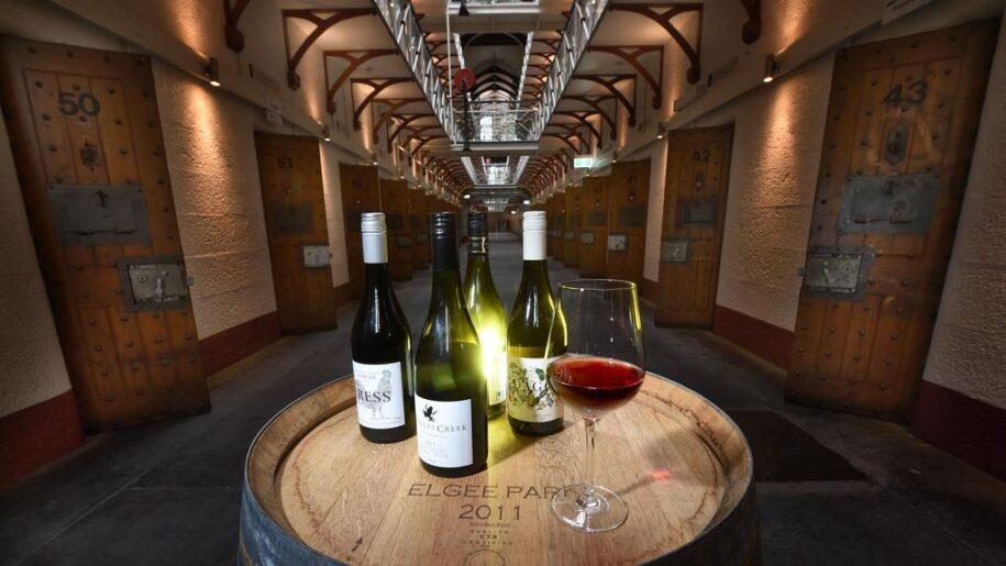 Pentridge Cellars, Melbourne, a Fortified Wine Treasure