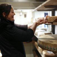 De Bortoli Wines Yarra Valley - Cheese Maturation Room